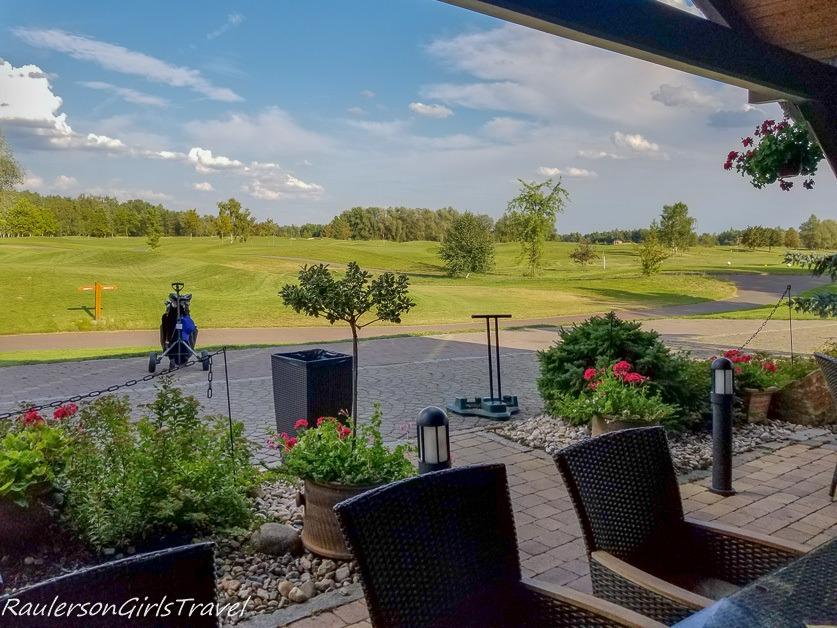 Golf & Spa Kunětická Hora golf course