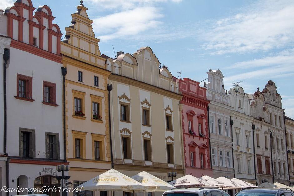 Pardubice houses