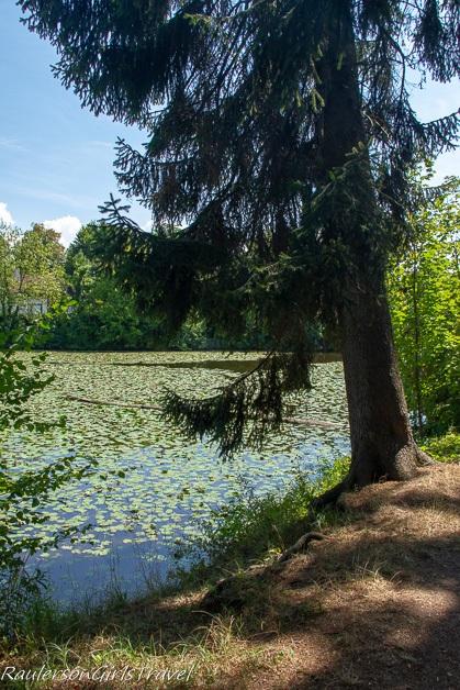 Lake Pardubice