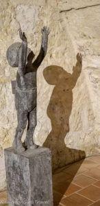 Olbram Zoubek little boy sculpture