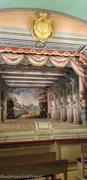 Theater in the Litomyšl Castle