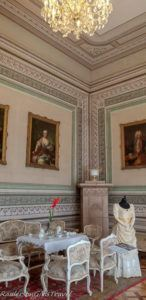 Litomyšl Castle day room
