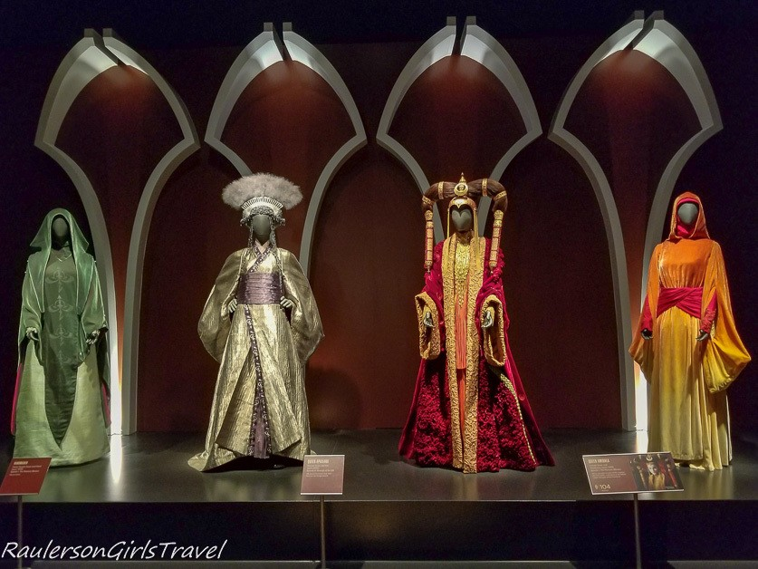 Queen Apailana and Padme costume