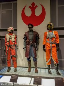 Rebel Alliance costumes