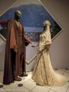 Anakin and Padmé's Secret Wedding
