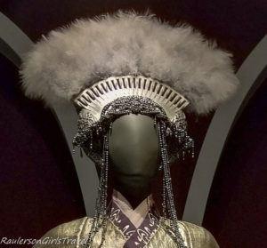 Queen Apailana - Funeral Gown