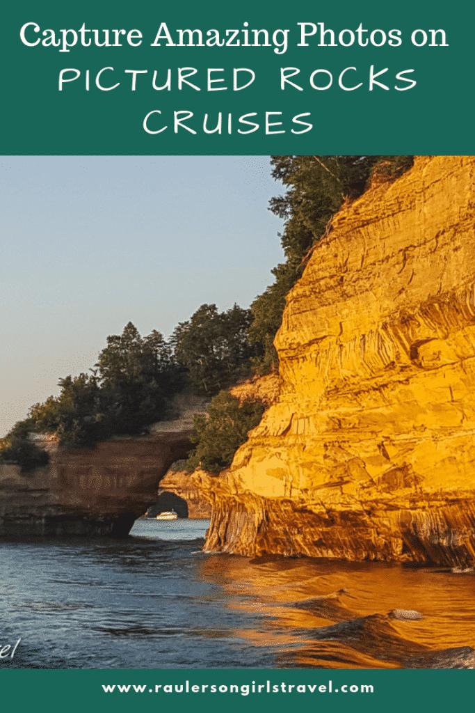 Pictured Rocks Cruises Pinterest Pin