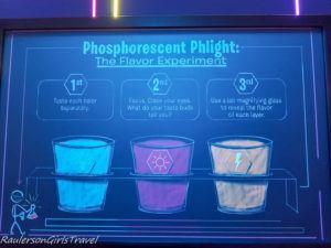 Phosphorescent Phreeze - The Flavor Experiment