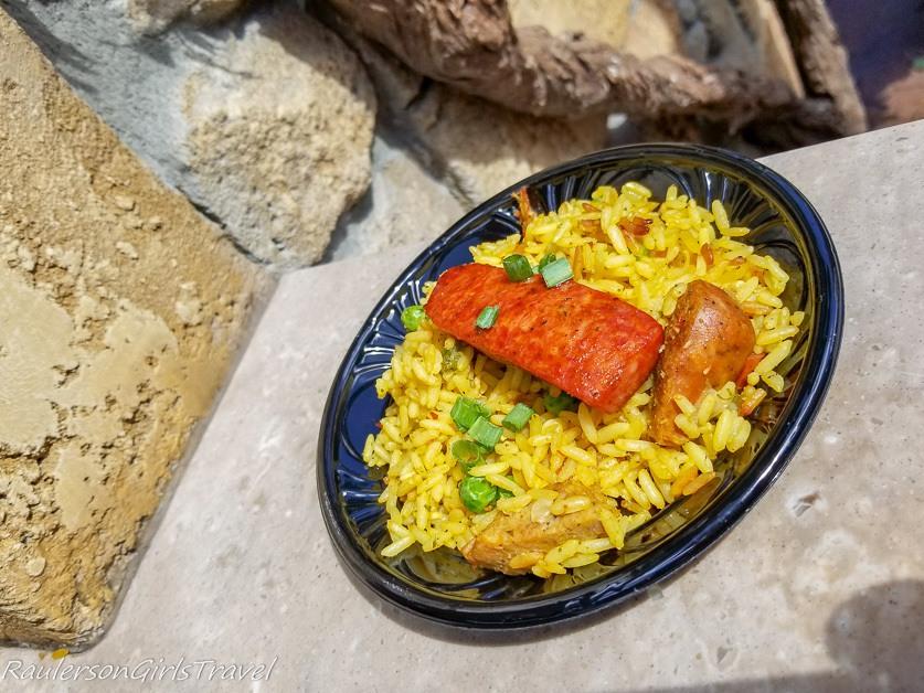 Spanish-style Paella