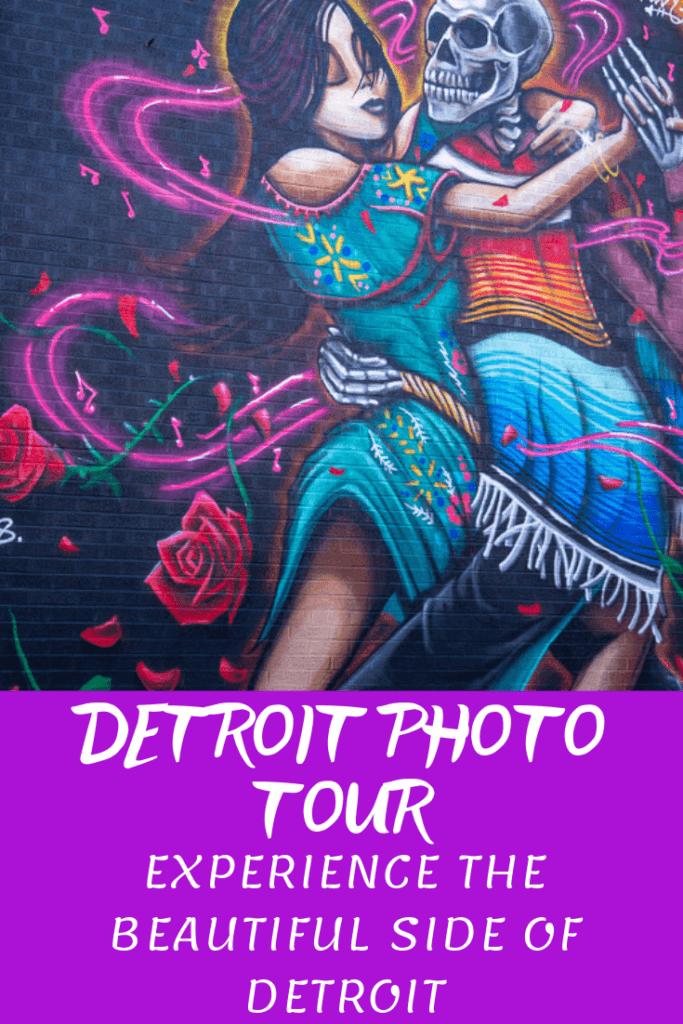 Detroit Photo Tour Pinterest Pin
