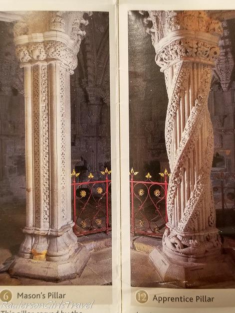 Mason & Apprentice Pillars