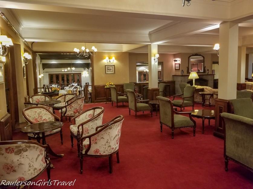 Arusha Serena Hotel Bar/Restaurant