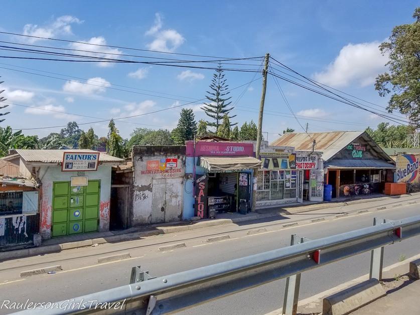 Arusha shops