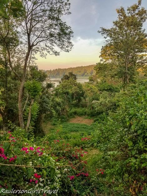 Arusha Serena Hotel view