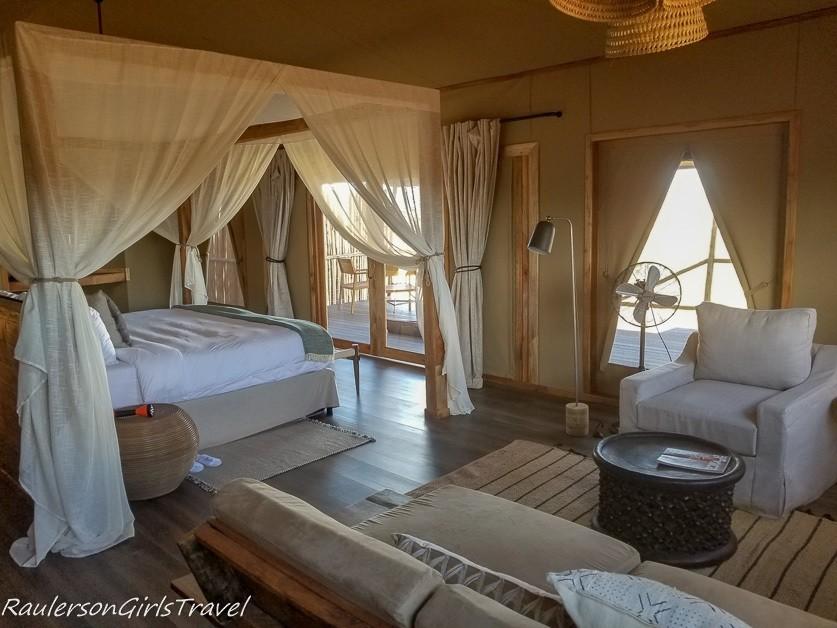 Lemala Mpingo Camp Tent Suites