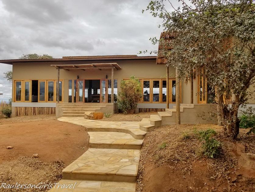 Lemala Mpingo Camp Lobby