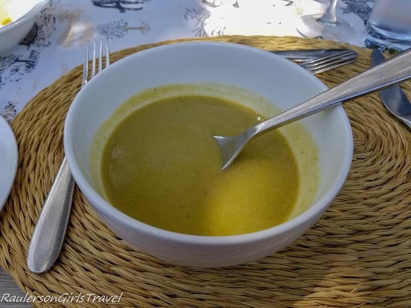 Acacia Farm Lodge Soup