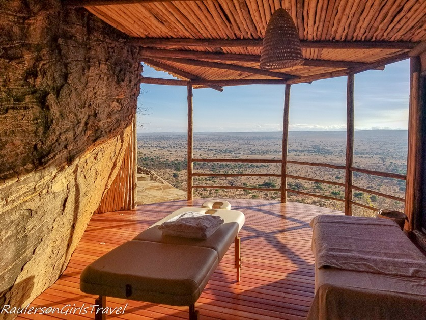 Spa View at Lemala Mpingo Camp