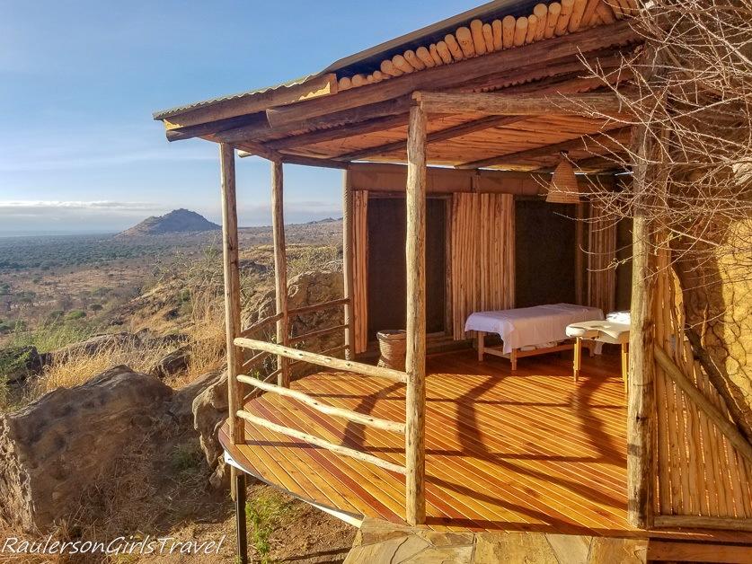 Spa at Lemala Mpingo Camp