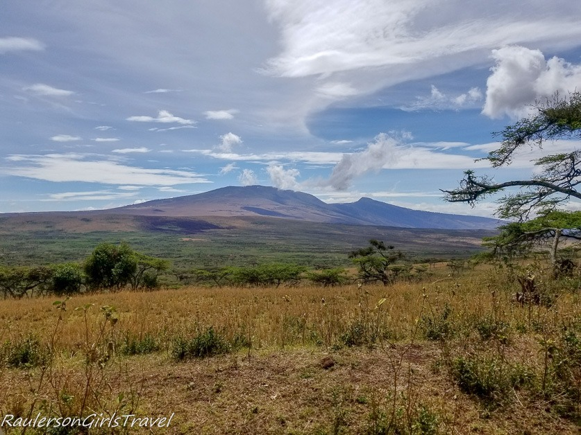 View of Ngorongoro Conservation Area