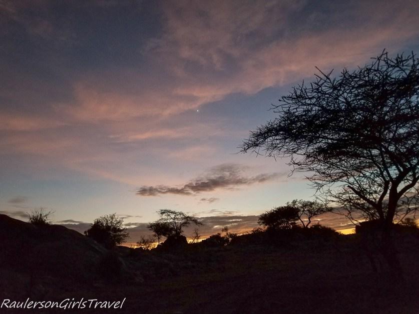 Serengeti Sunrise 6
