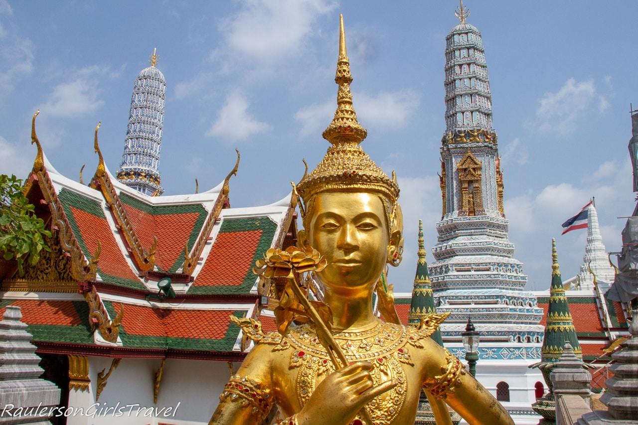 Bangkok Temples and Statues