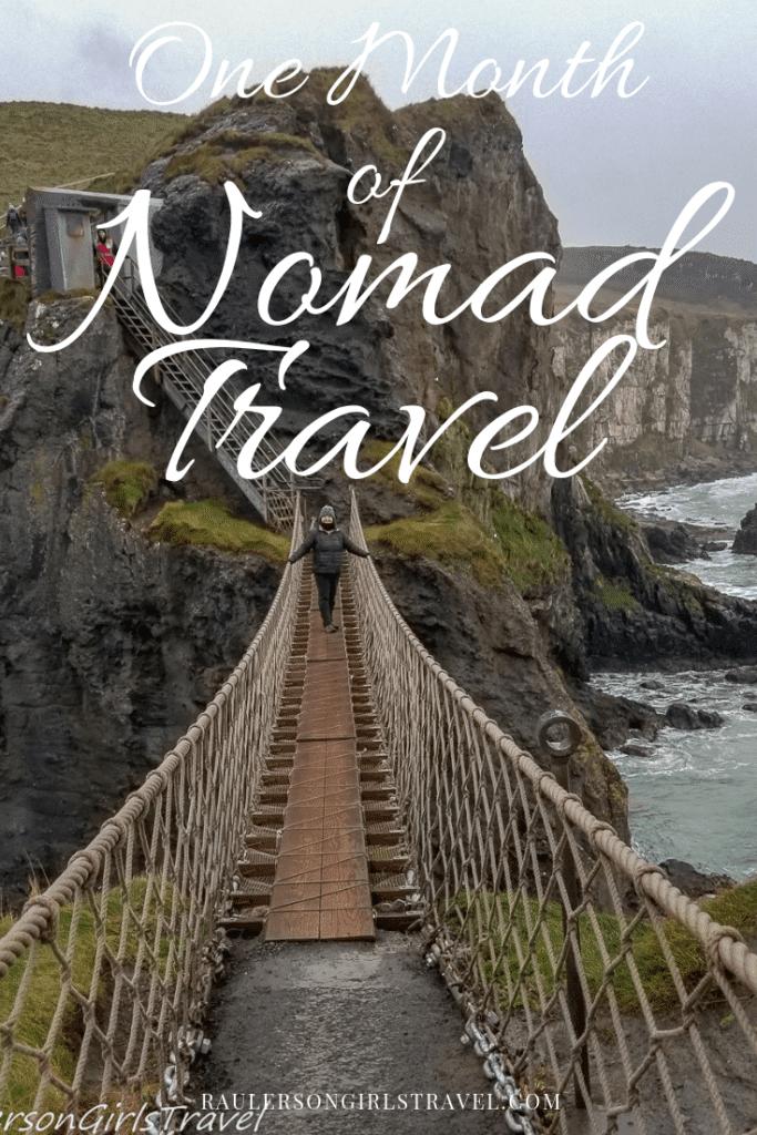 Nomad Travel Pinterest Pin