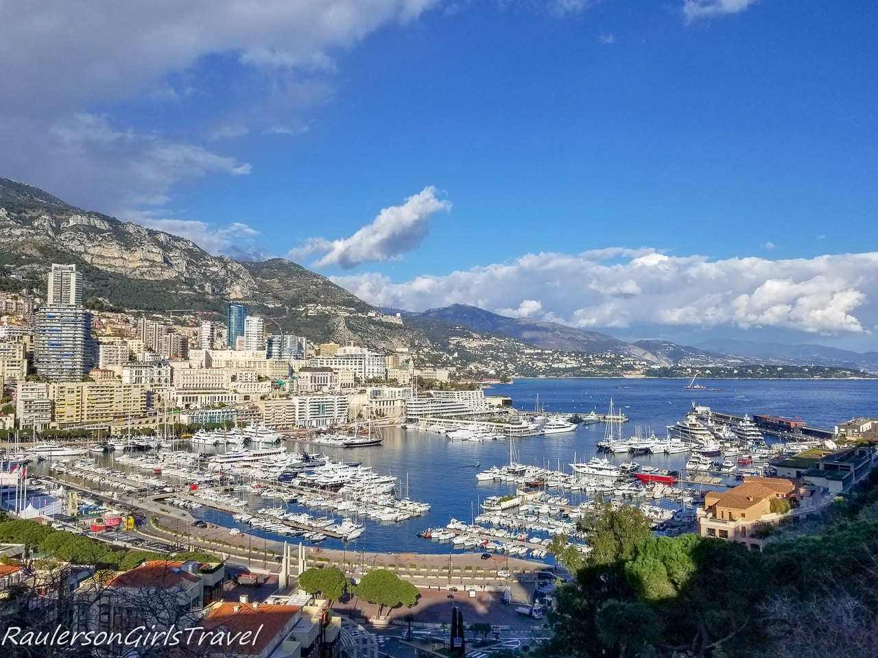 Port Hercule - Monte Carlo Harbor