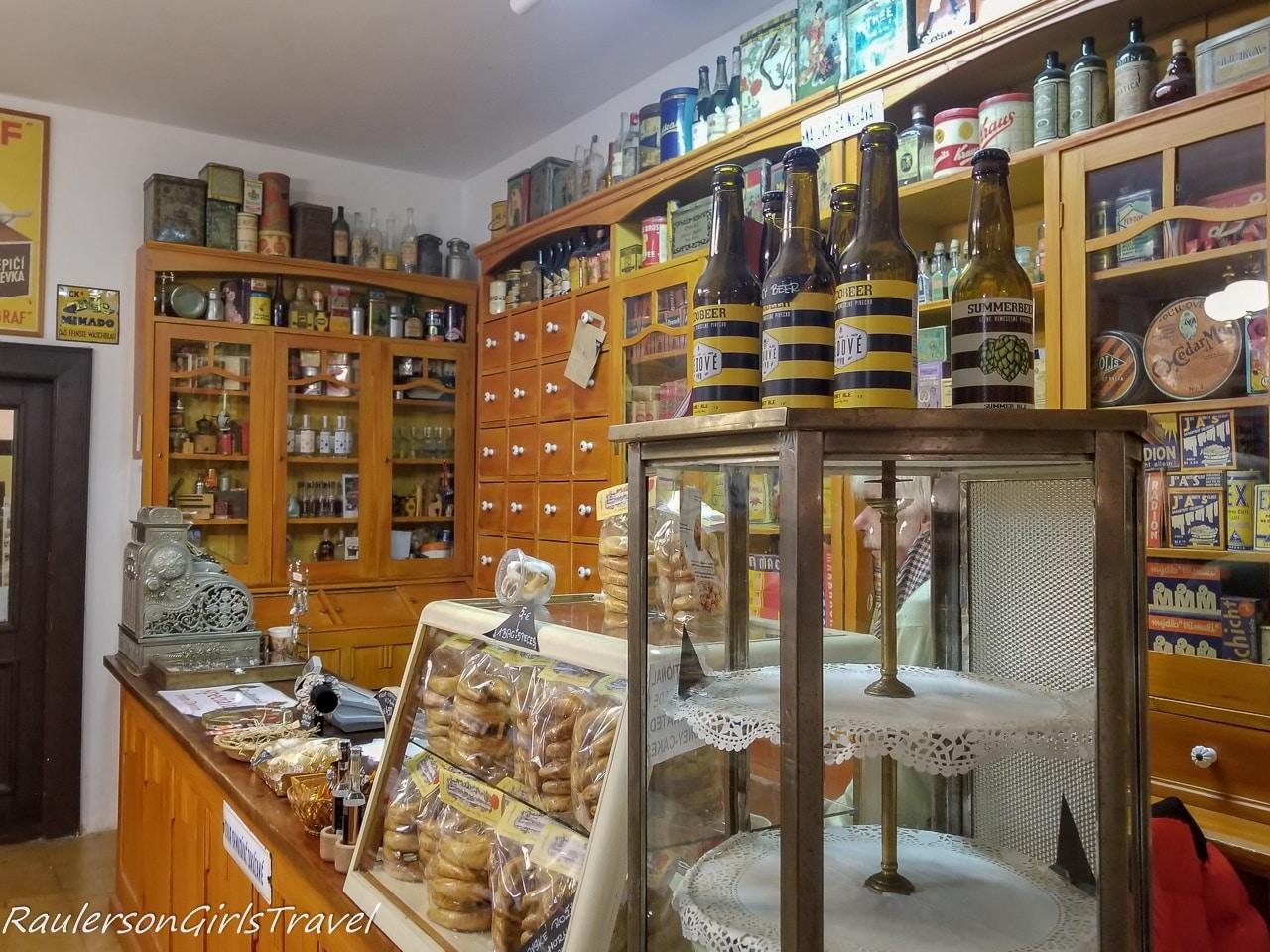 Oldest Shop in Bratislava