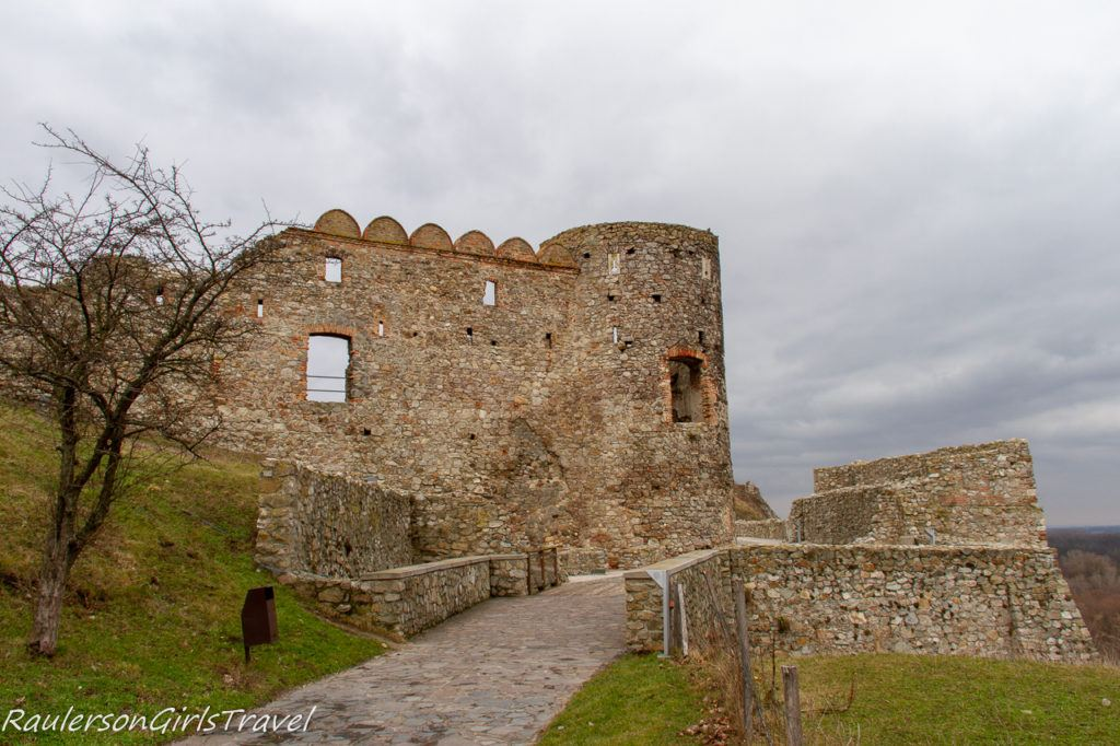 The ruins of Devin Castle 3