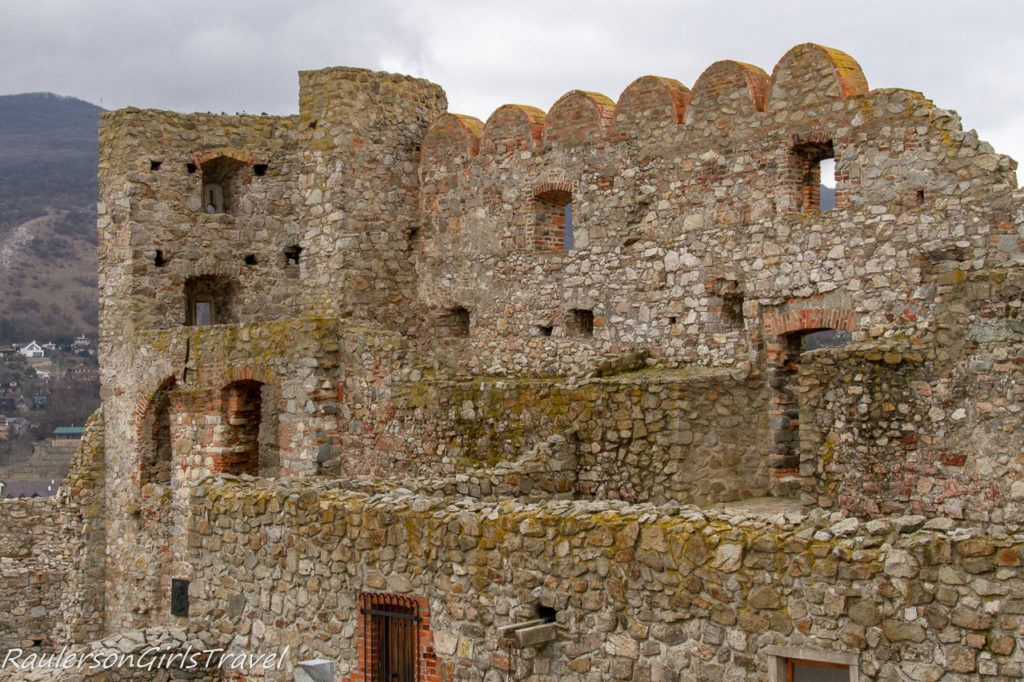 The ruins of Devin Castle 2