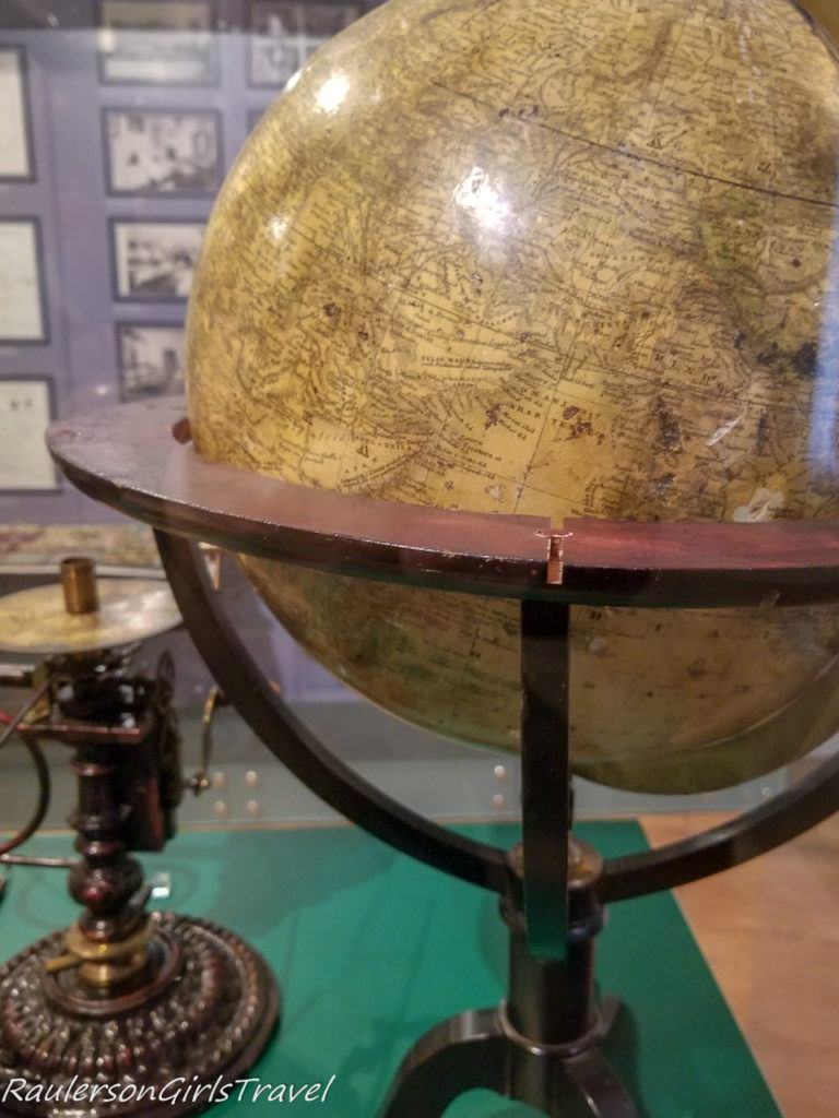 Globe in the City Museum