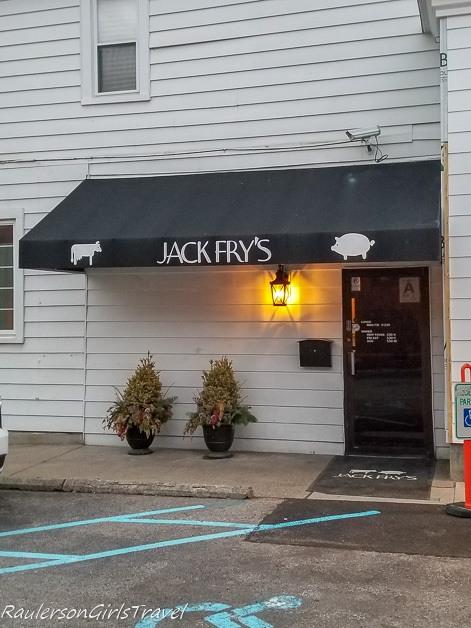 Jack Fry's Restaurant