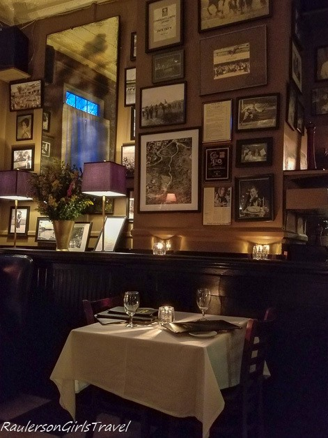 Inside Jack Fry's