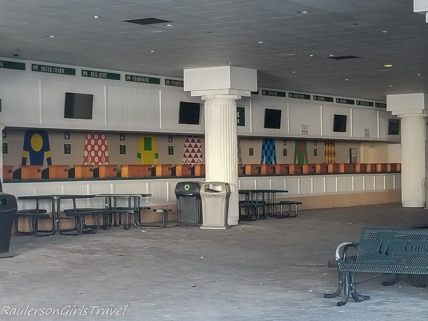 Betting Areas