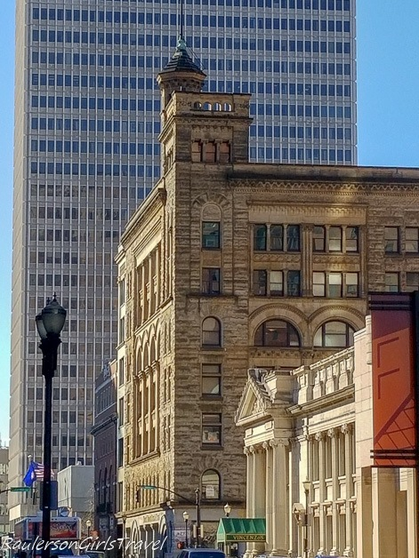 Building in Downtown Louisville