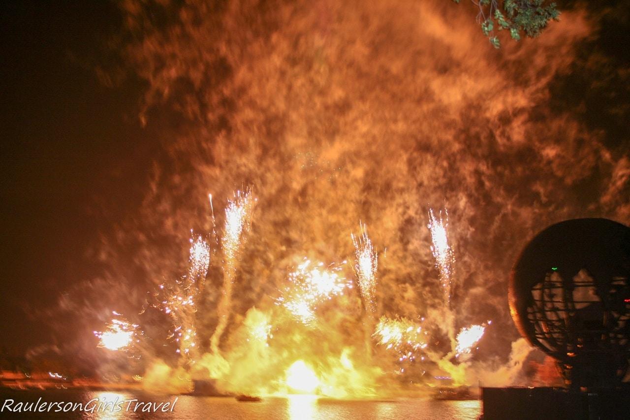 Illuminations Fireworks and Fire Display