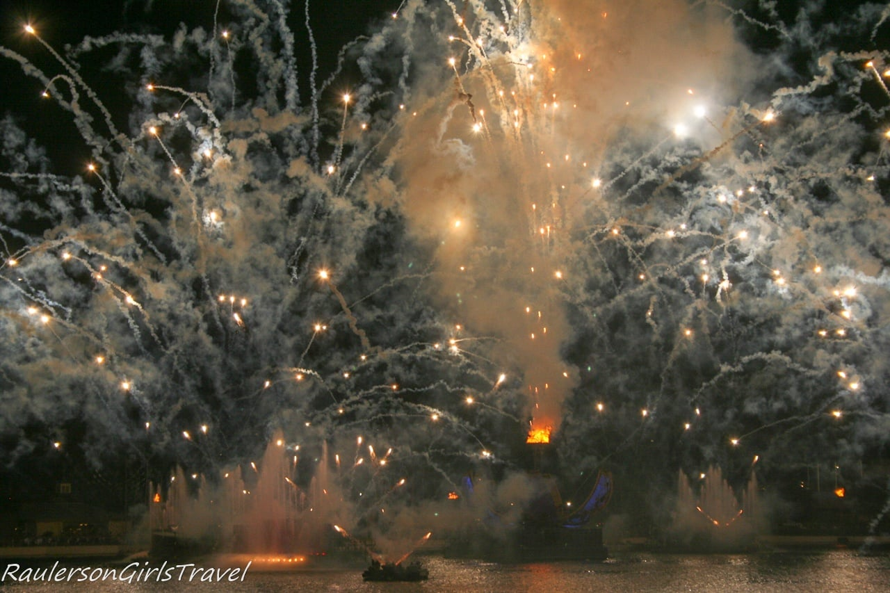 Illuminations fireworks explosion2
