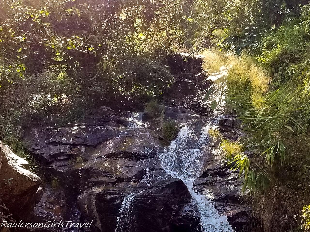 upper Huay Keaw Waterfall