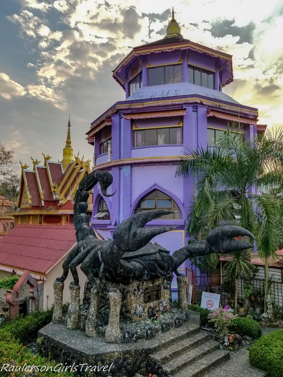 Scorpion Temple