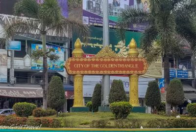 City of the Golden Triangle