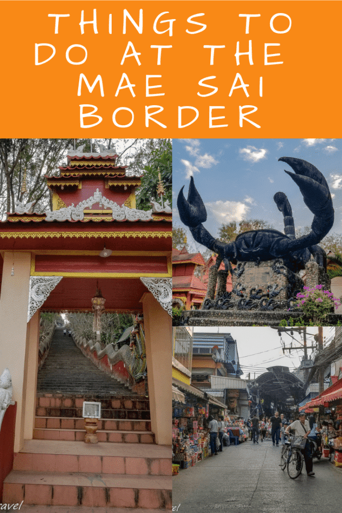 Mae Sai Border Pinterest Pin