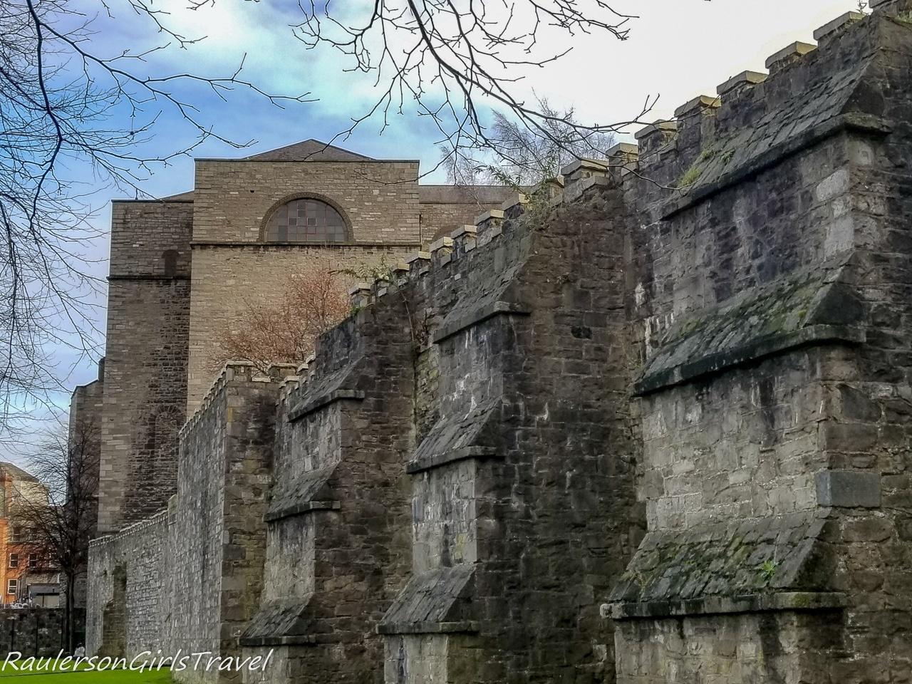 Dublin Old City Walls