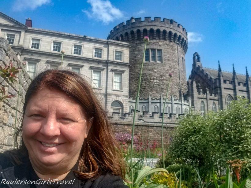 Heather at Dublin Castle