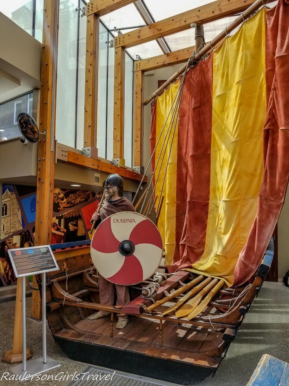 Inside Dublina Museum