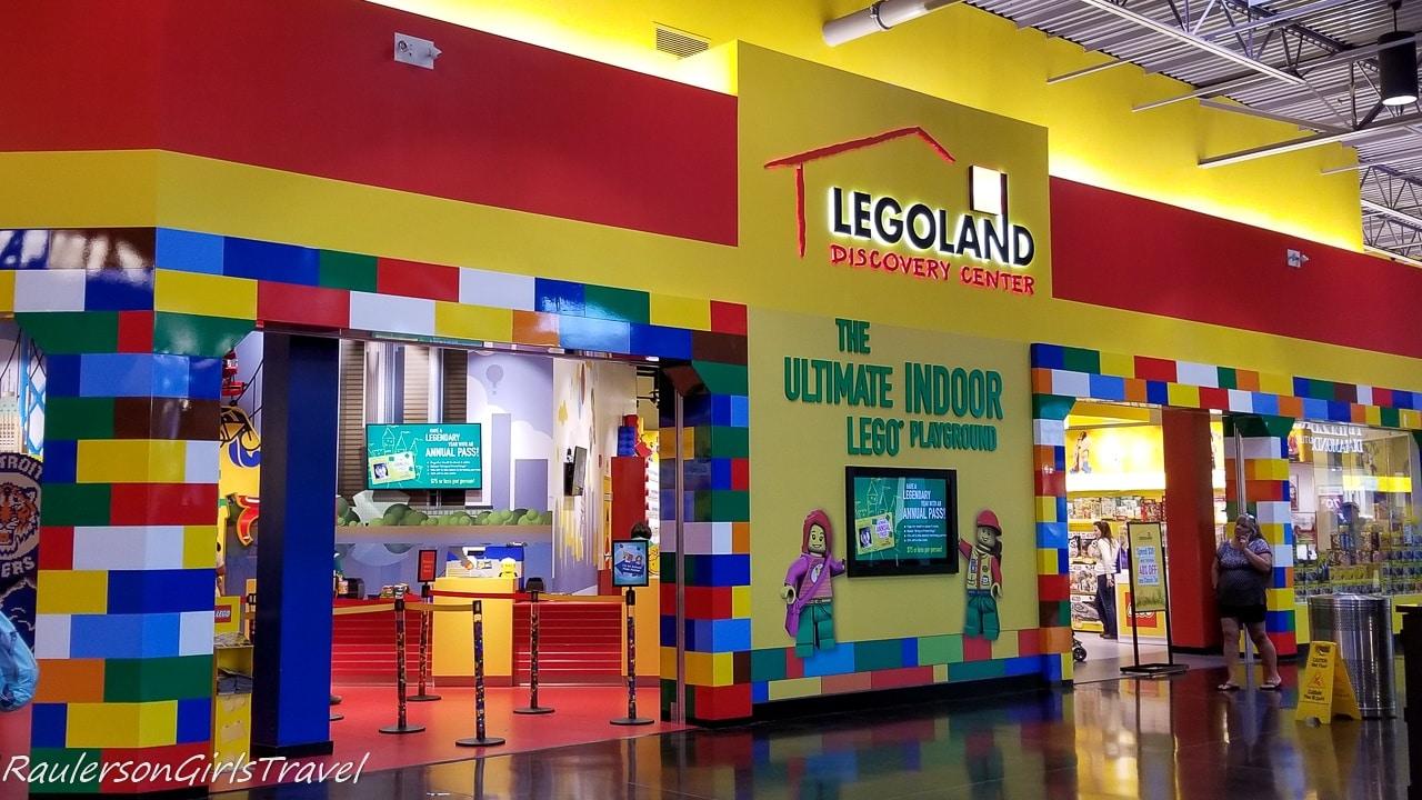 Legoland at Great Lakes Crossing