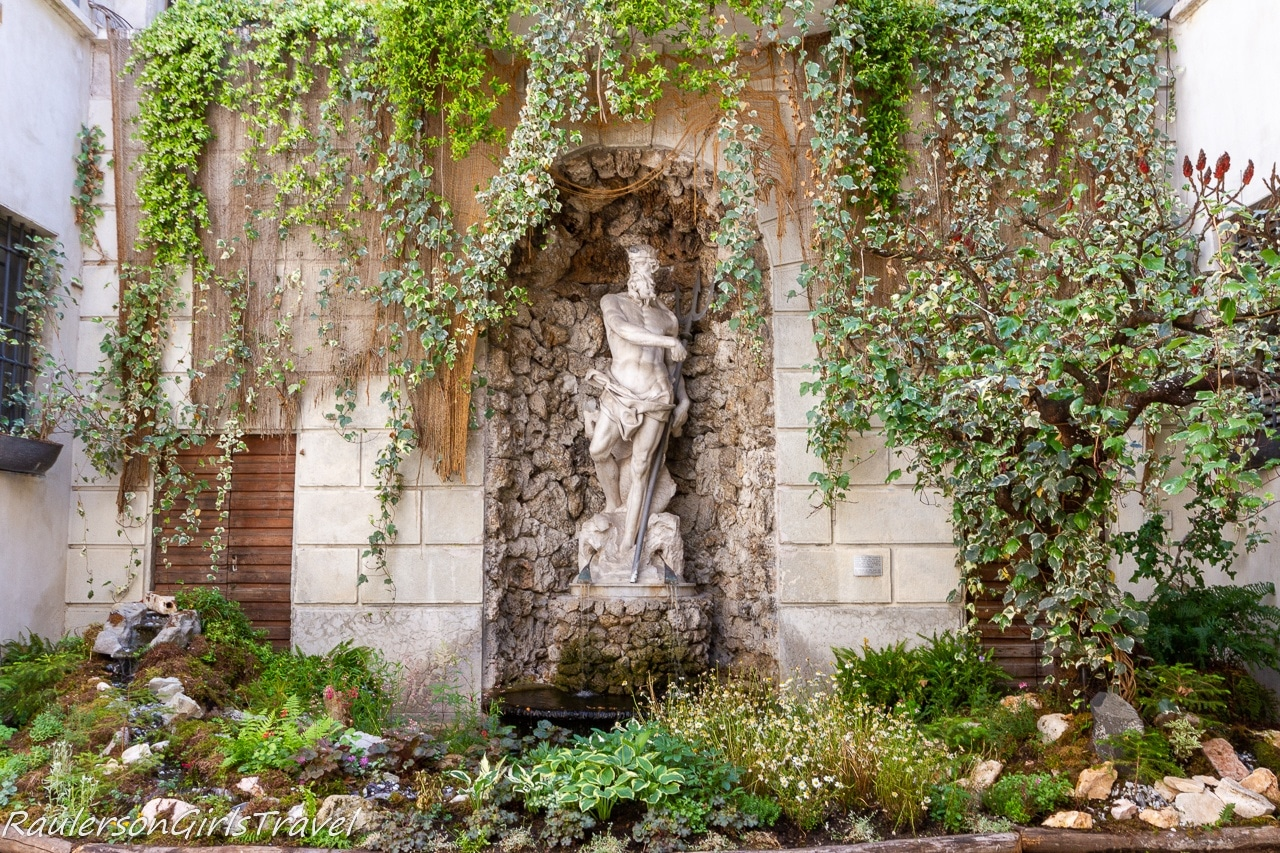 Fountain in Trento