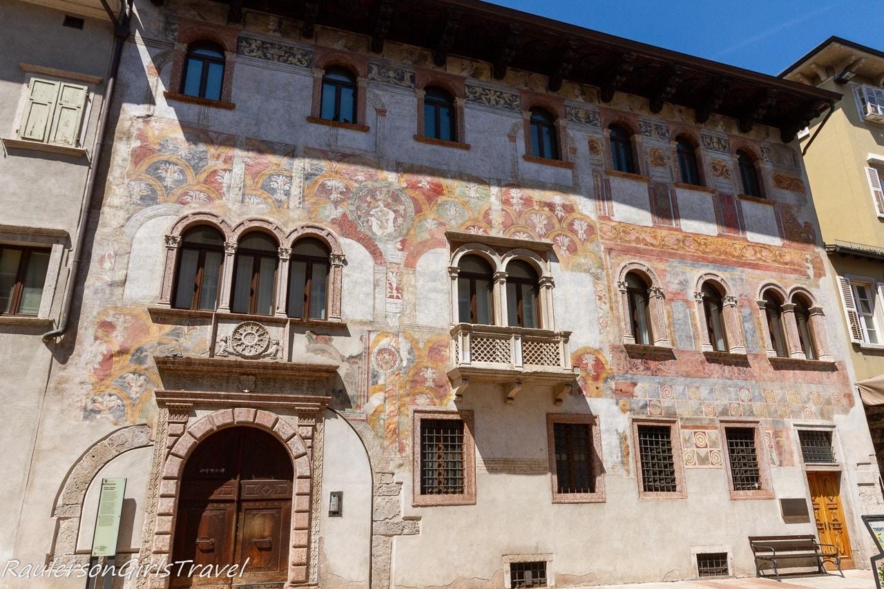 Alberti Colico Palace - Trento Travel Guide