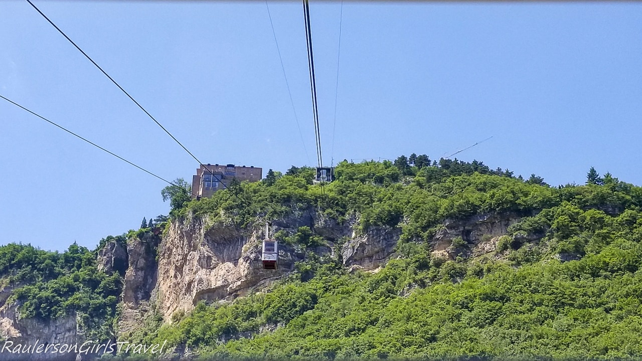 Funicular to Sardagna - Trento Travel Guide