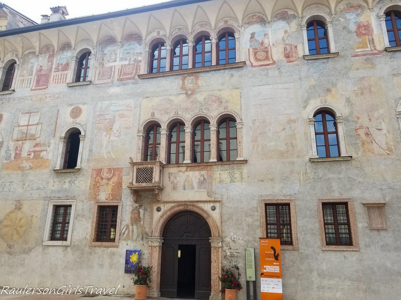 Palazzo Geremia - Trento Travel Guide